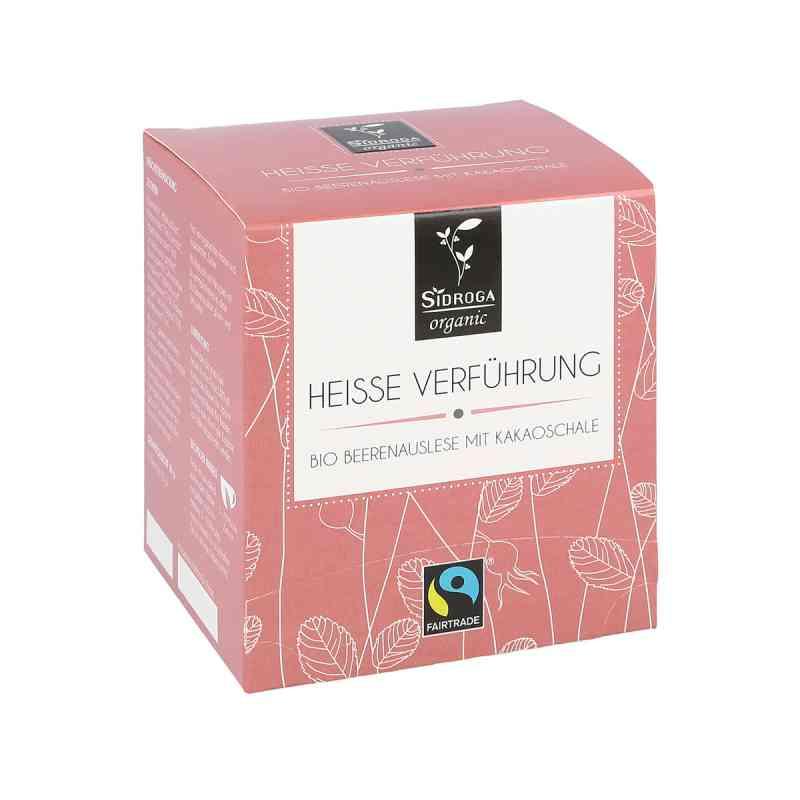 Sidroga Organic Heisse Verführung Filterbeutel  zamów na apo-discounter.pl