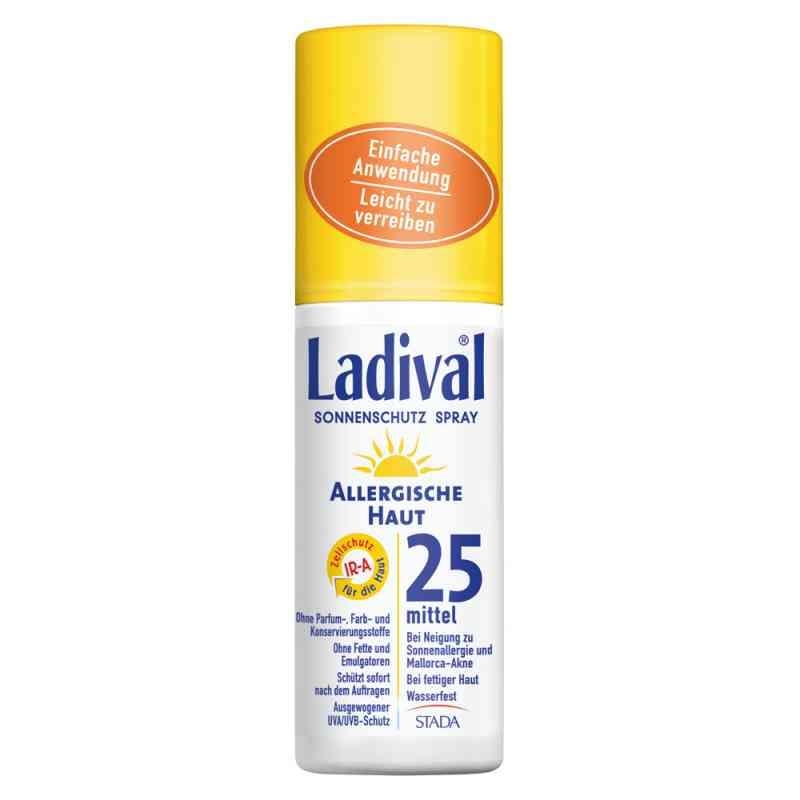 Ladiva Skóra Alergiczna spray przeciwsłoneczny SPF 25  zamów na apo-discounter.pl