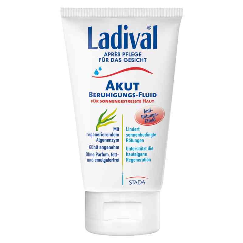 Ladival Akut Apres żel do zniszczonej skóry twarzy zamów na apo-discounter.pl