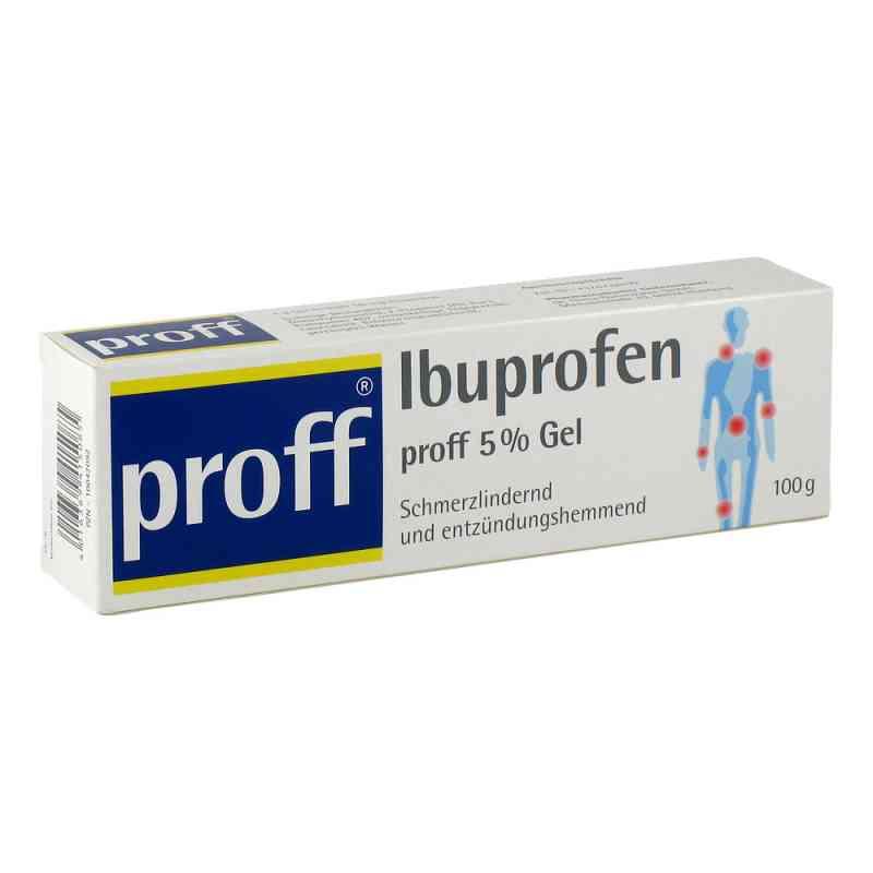 Ibuprofen proff 5% Gel  zamów na apo-discounter.pl