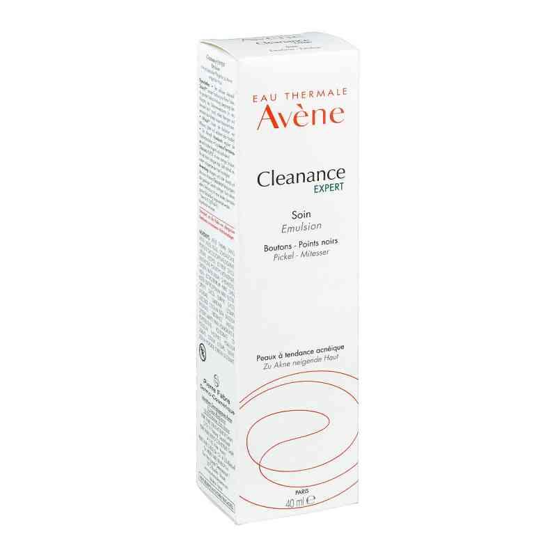 Avene Cleanance Expert emulsja do skóry trądzikowej zamów na apo-discounter.pl