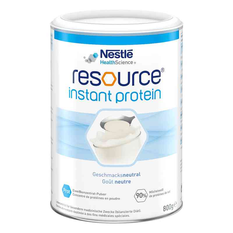 Resource Instant Protein Pulver zamów na apo-discounter.pl