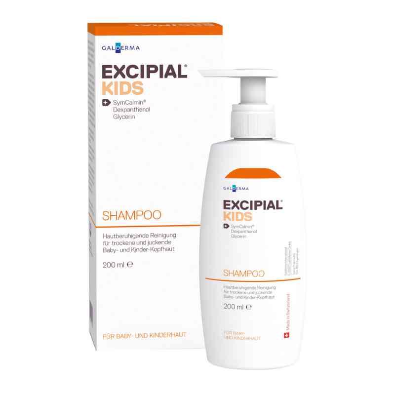 Excipial Kids szampon dla dzieci  zamów na apo-discounter.pl