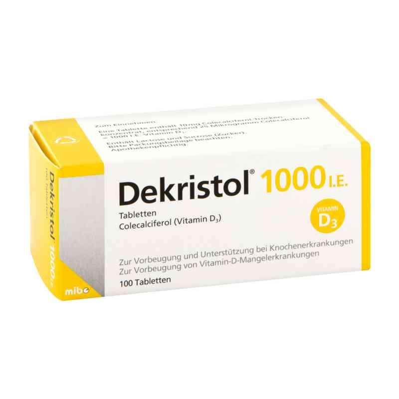 Dekristol 1.000 I.e. Tabletten  zamów na apo-discounter.pl