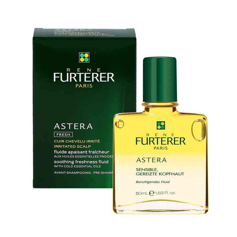 Rene Furterer Astera kojący fluid łagodzący podrażnienia  zamów na apo-discounter.pl