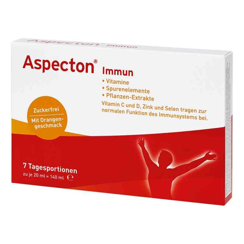 Aspecton Immun fiolki do picia  zamów na apo-discounter.pl