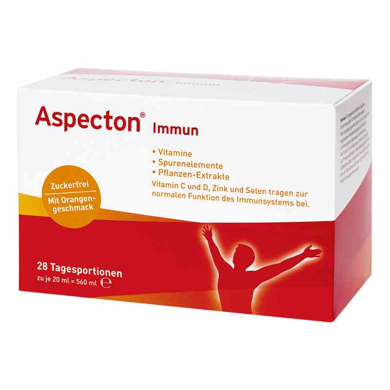 Aspecton Immun Trinkampullen  zamów na apo-discounter.pl