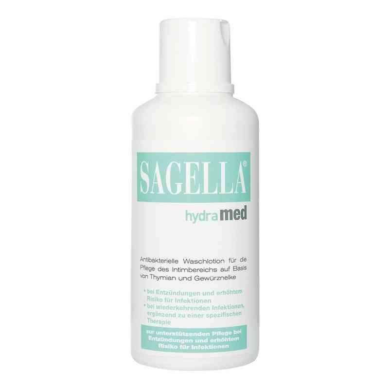 Sagella hydramed płyn do higieny intymnej  zamów na apo-discounter.pl