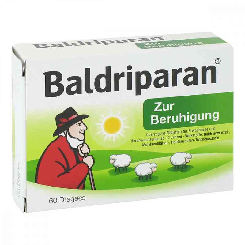 Baldriparan Zur Beruhigung überzogene Tabletten  zamów na apo-discounter.pl