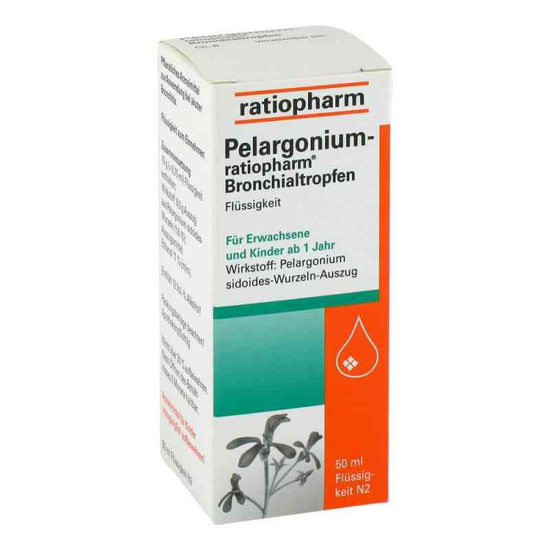 Pelargonium ratiopharm Bronchialtropfen  zamów na apo-discounter.pl