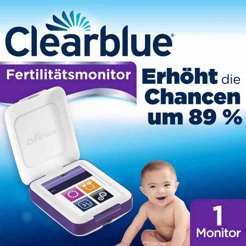 Clearblue Monitor 2,0 zamów na apo-discounter.pl