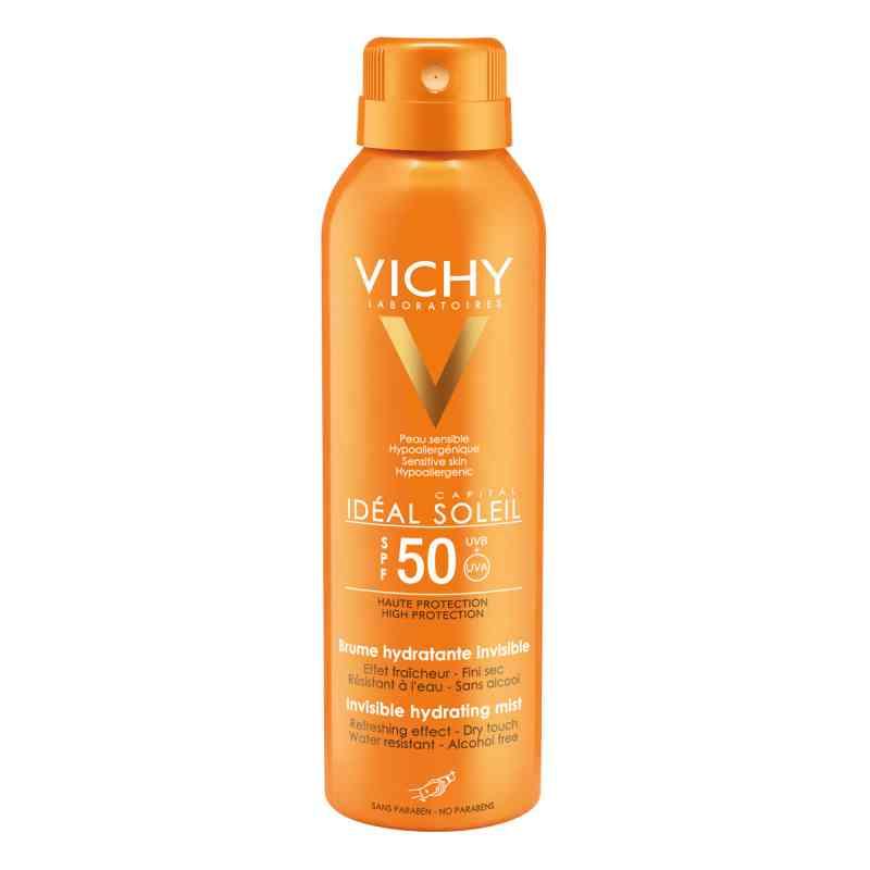 Vichy Capital Soleil Transparentny spray ochronny SPF50  zamów na apo-discounter.pl