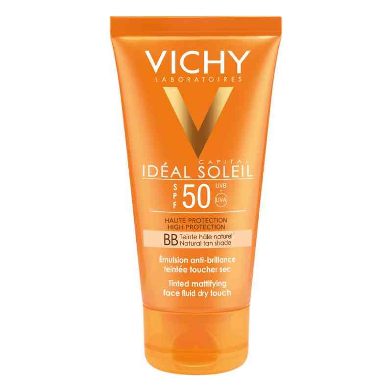 Vichy Capital Soleil BB fluid przeciwsłoneczny SPF50  zamów na apo-discounter.pl