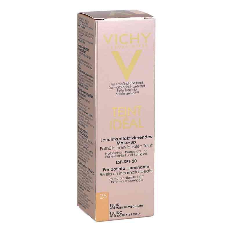 Vichy Teint Ideal podkład nr 25 skóra normalna i mieszana zamów na apo-discounter.pl