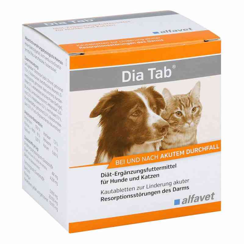 Dia Tab Kautabletten für Hunde und Katzen zamów na apo-discounter.pl
