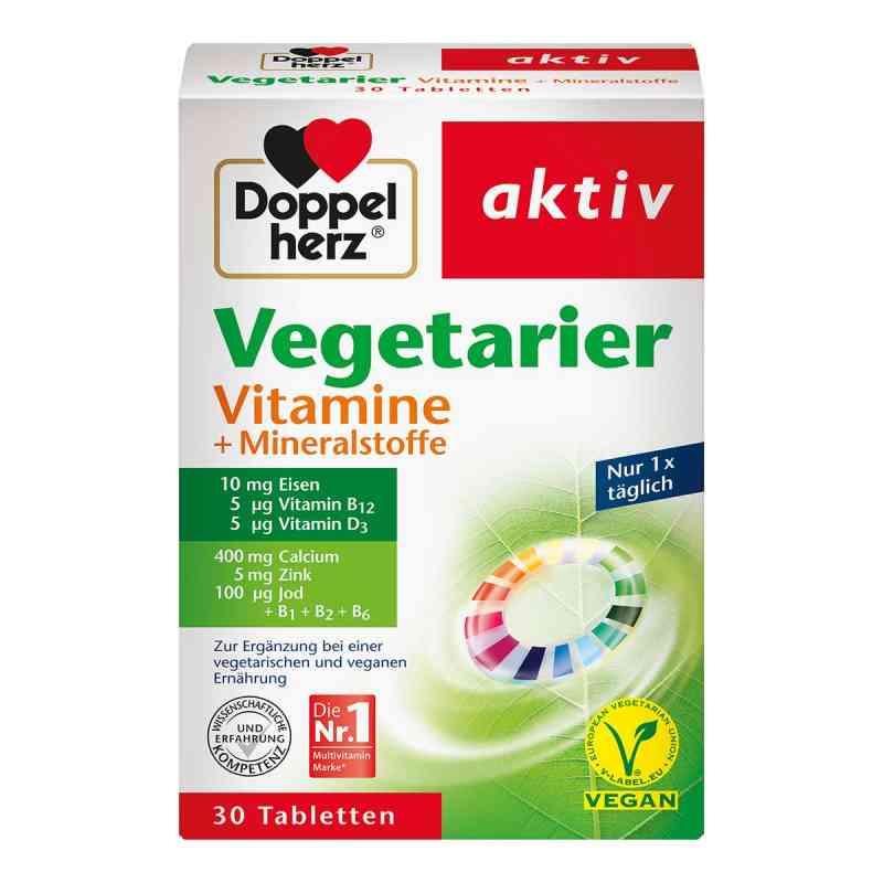 Doppelherz witaminy dla Wegetarian, tabletki   zamów na apo-discounter.pl