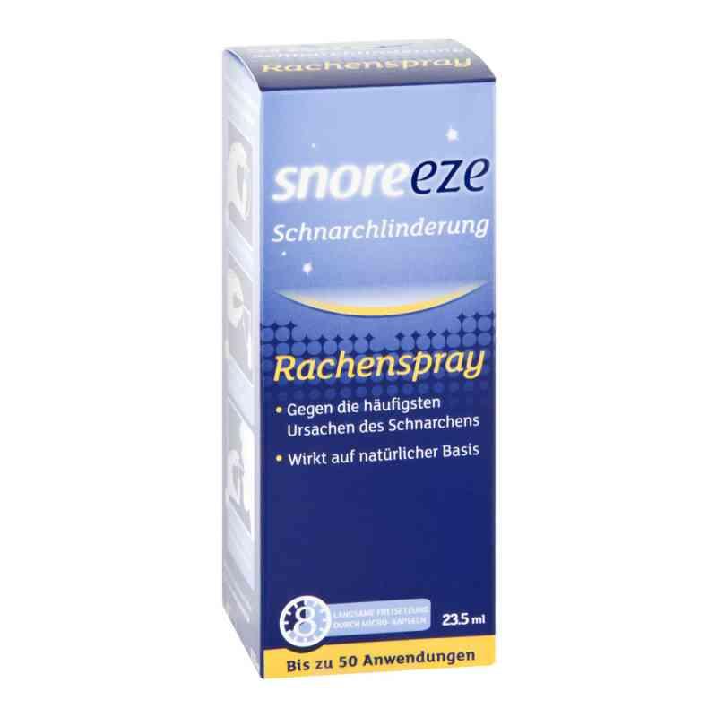 Snoreeze Schnarchlinderung Rachenspray zamów na apo-discounter.pl