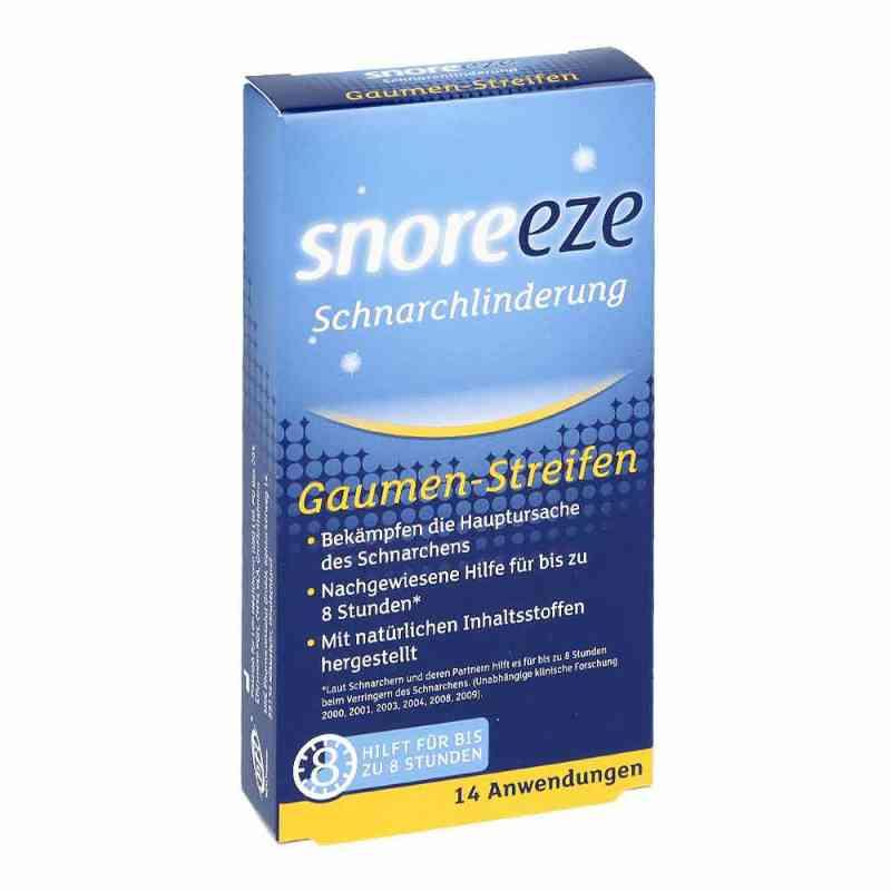 Snoreeze Schnarchlinderung Gaumen-streifen  zamów na apo-discounter.pl
