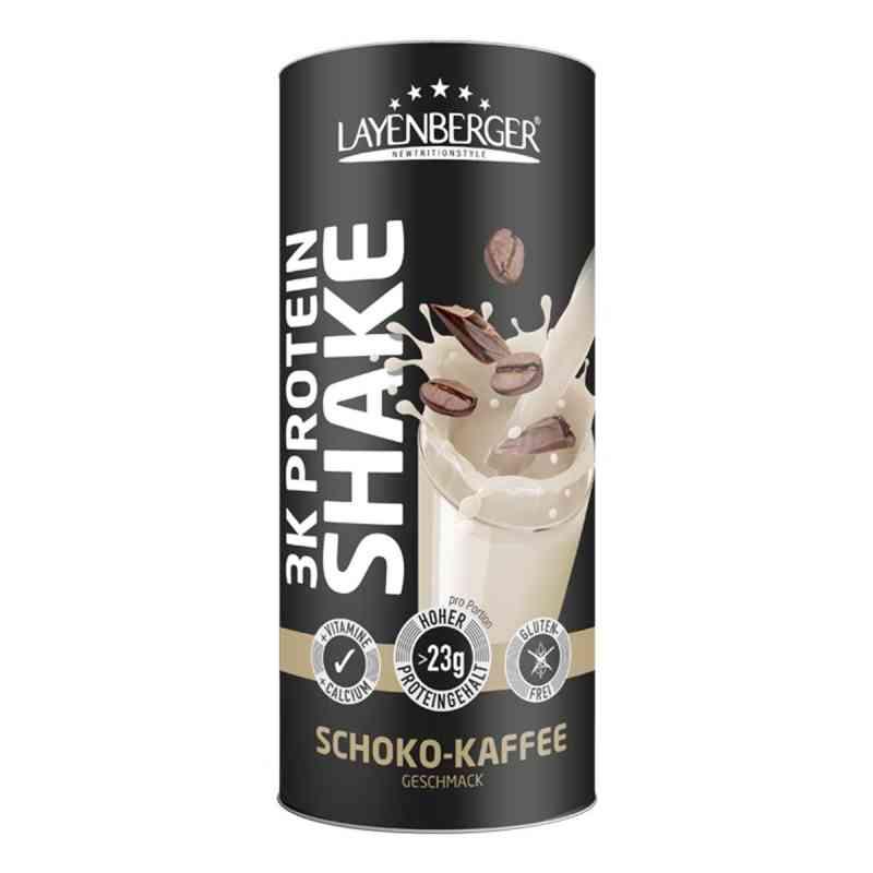Layenberger LowCarb shake proteinowy czekoladowo-kakaowy  zamów na apo-discounter.pl