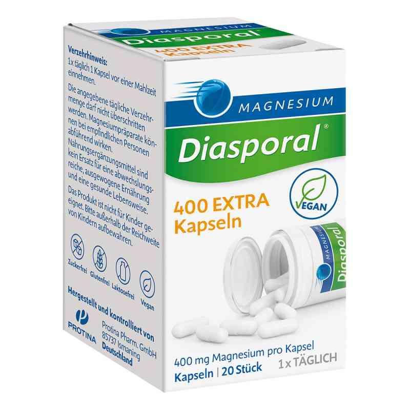 Magnesium Diasporal 400 Extra Kapseln zamów na apo-discounter.pl