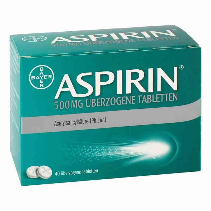 Aspirin 500mg tabletki   zamów na apo-discounter.pl