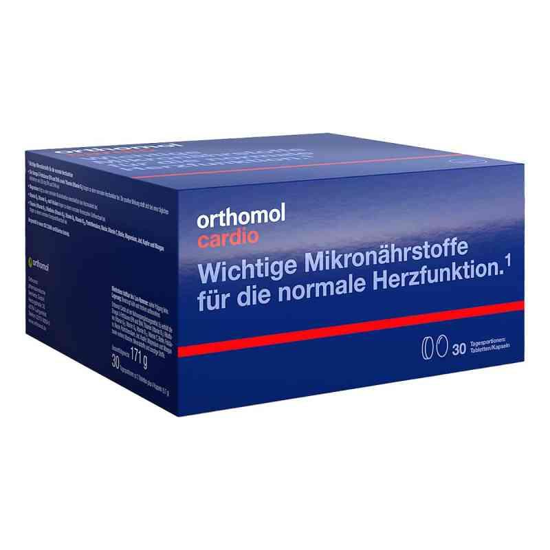 Orthomol Cardio tabletki+kapsułki  zamów na apo-discounter.pl