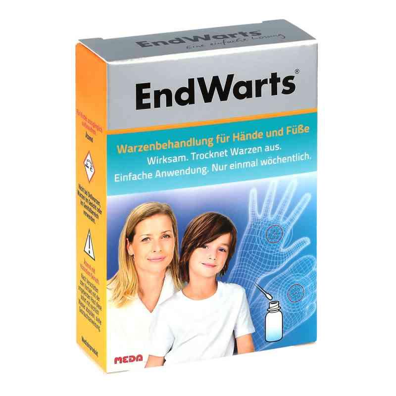 EndWarts roztwór do usuwania brodawek zamów na apo-discounter.pl