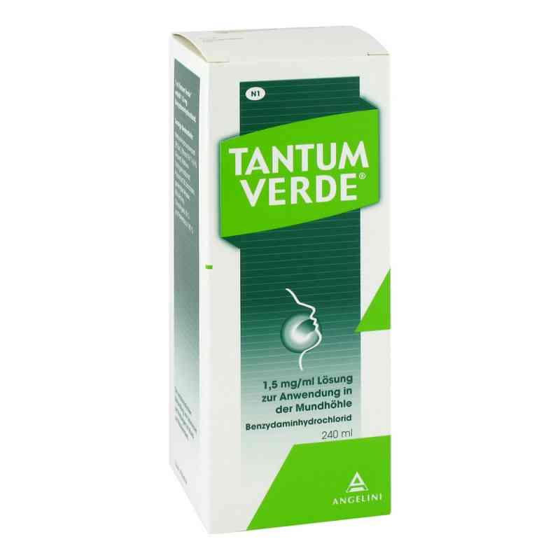Tantum Verde 1,5 mg/ml Lösung zur, zum Anw.i.d.Mundhöhle zamów na apo-discounter.pl