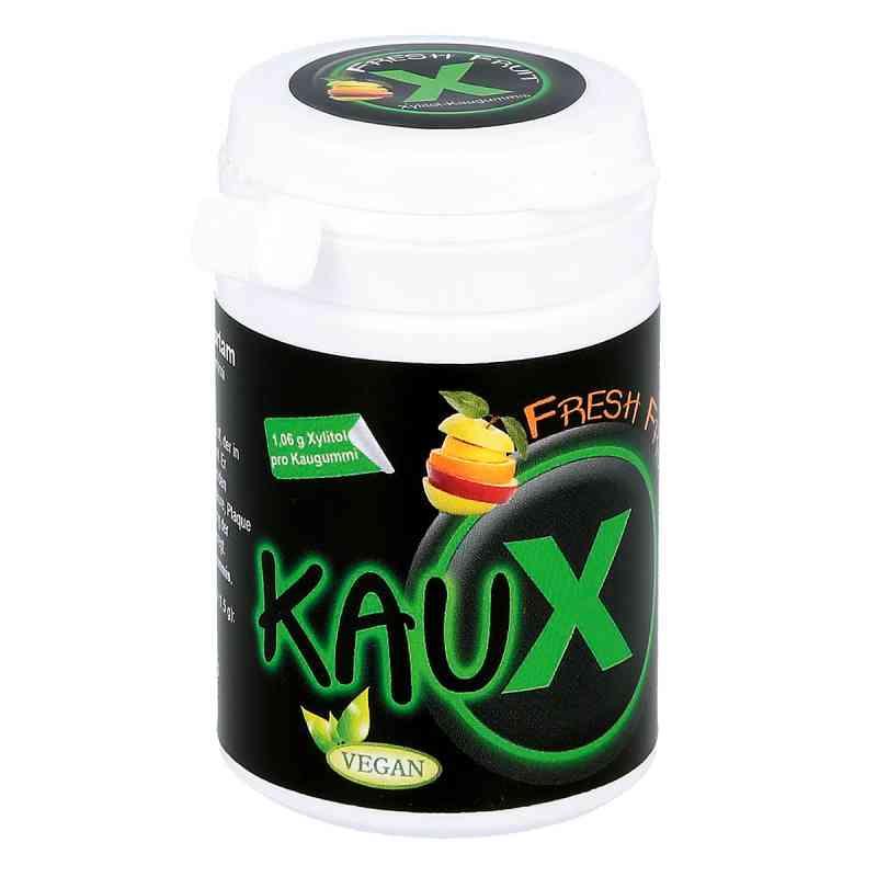 Kaux Zahnpflegekaugummi Fresh Fruit mit Xylitol  zamów na apo-discounter.pl