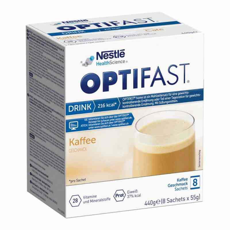 Optifast home Drink Kaffee Pulver  zamów na apo-discounter.pl