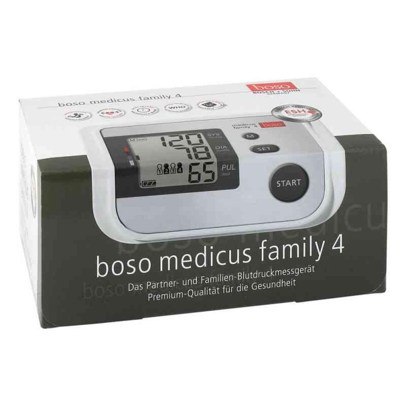 Boso medicus family 4 Oberarm Blutdruckmessgerät  zamów na apo-discounter.pl
