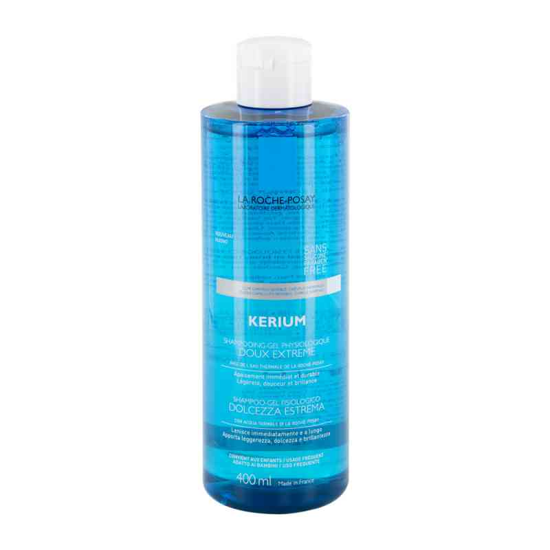 La Roche Posay Kerium ekstremalnie delikatny szampon zamów na apo-discounter.pl