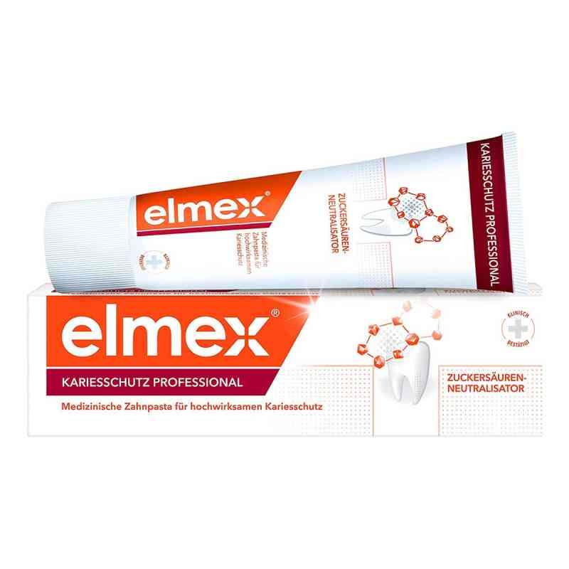 Elmex Professional pasta przeciw próchnicy zamów na apo-discounter.pl