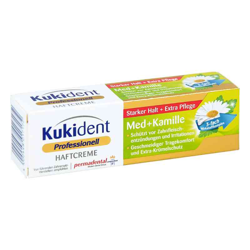 Kukident Med + Kamille, klej do protez z rumiankiem  zamów na apo-discounter.pl