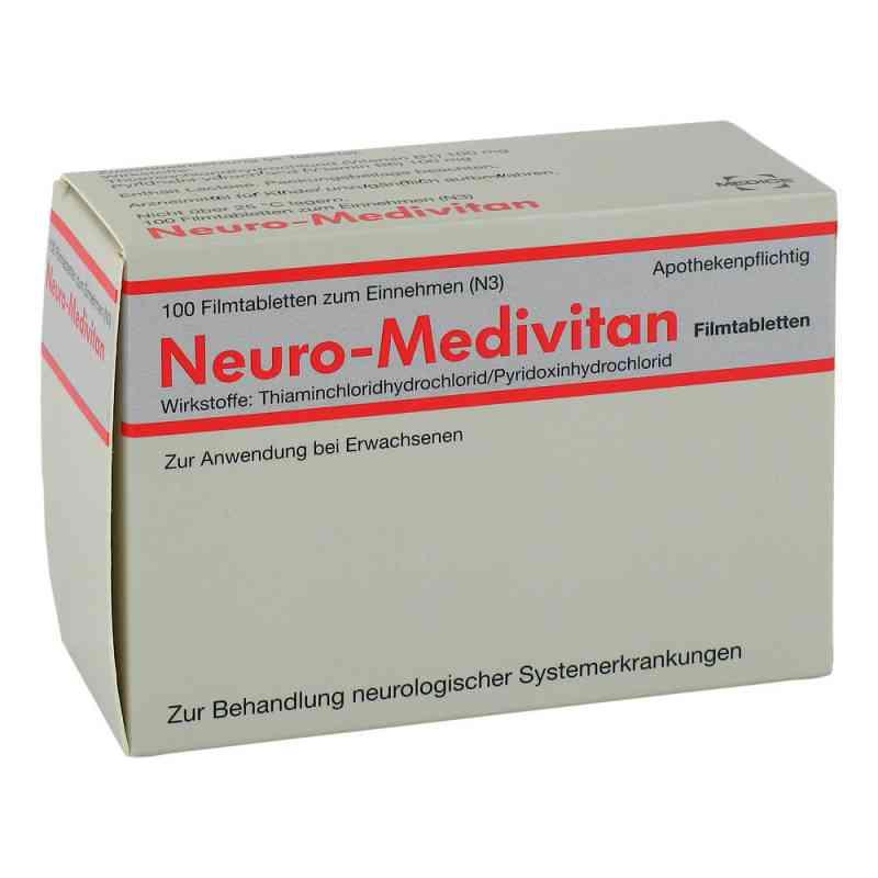 Neuro Medivitan Filmtabletten  zamów na apo-discounter.pl