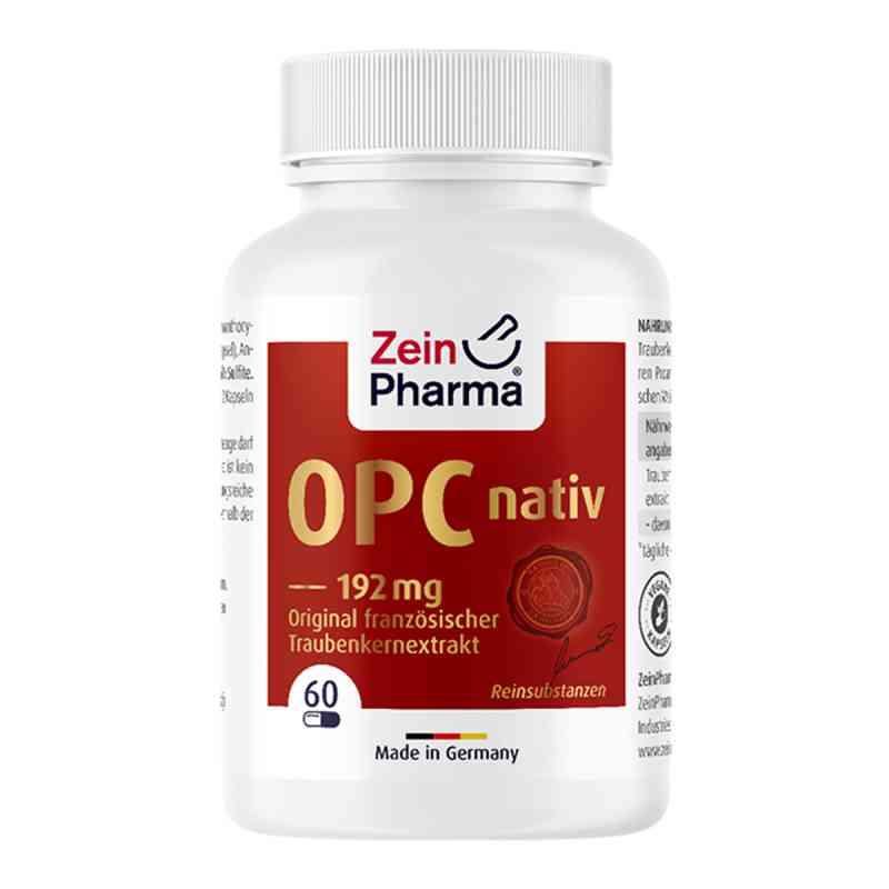 Opc nativ Kapseln 192 mg reines Opc  zamów na apo-discounter.pl