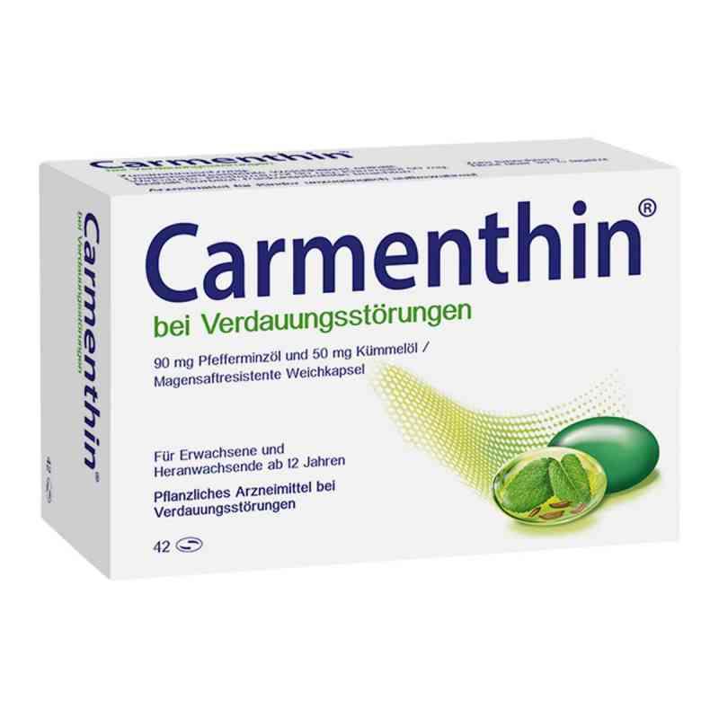 Carmenthin bei Verdauungsstörungen mit sine r.Weichkap. zamów na apo-discounter.pl