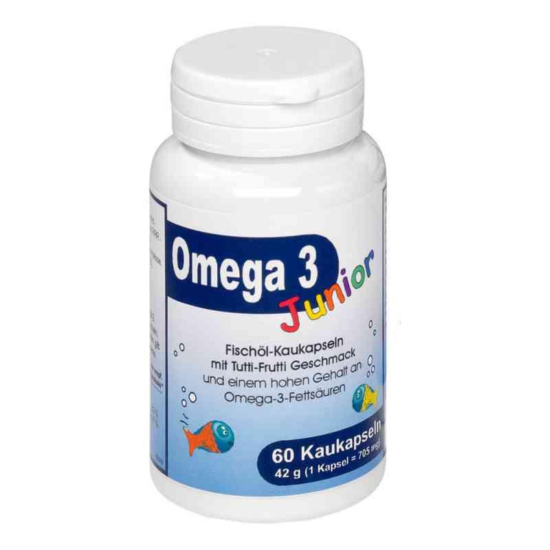 Omega 3 Junior Berco Kaukapseln  zamów na apo-discounter.pl