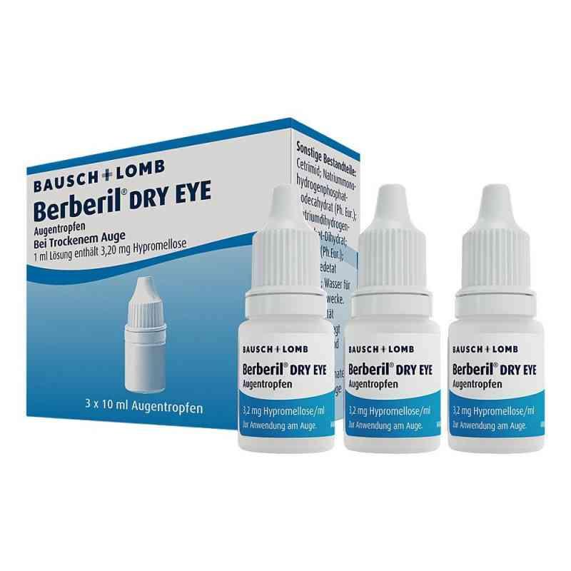 Berberil Dry Eye Augentropfen  zamów na apo-discounter.pl