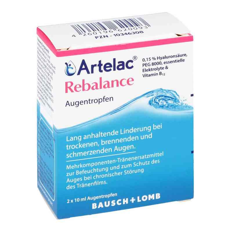 Artelac Rebalance Augentropfen zamów na apo-discounter.pl