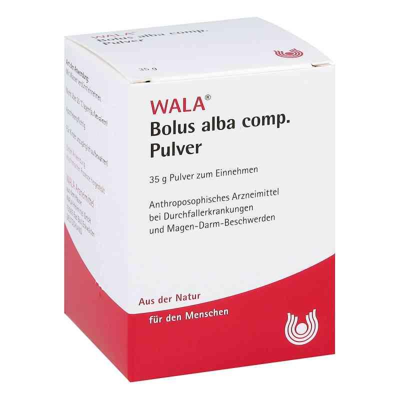 Bolus Alba compositus proszek  zamów na apo-discounter.pl