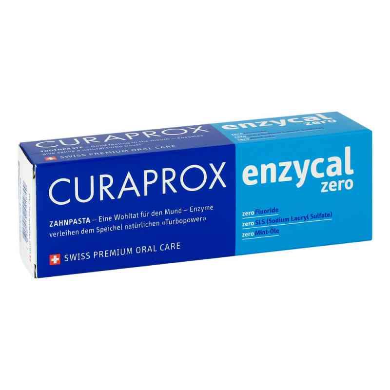 Curaprox enzycal zero Zahnpasta zamów na apo-discounter.pl