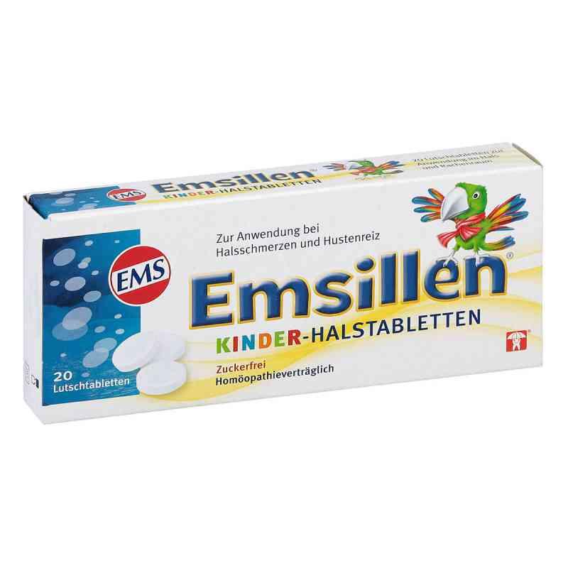 Emsillen Kinder Halstabletten  zamów na apo-discounter.pl