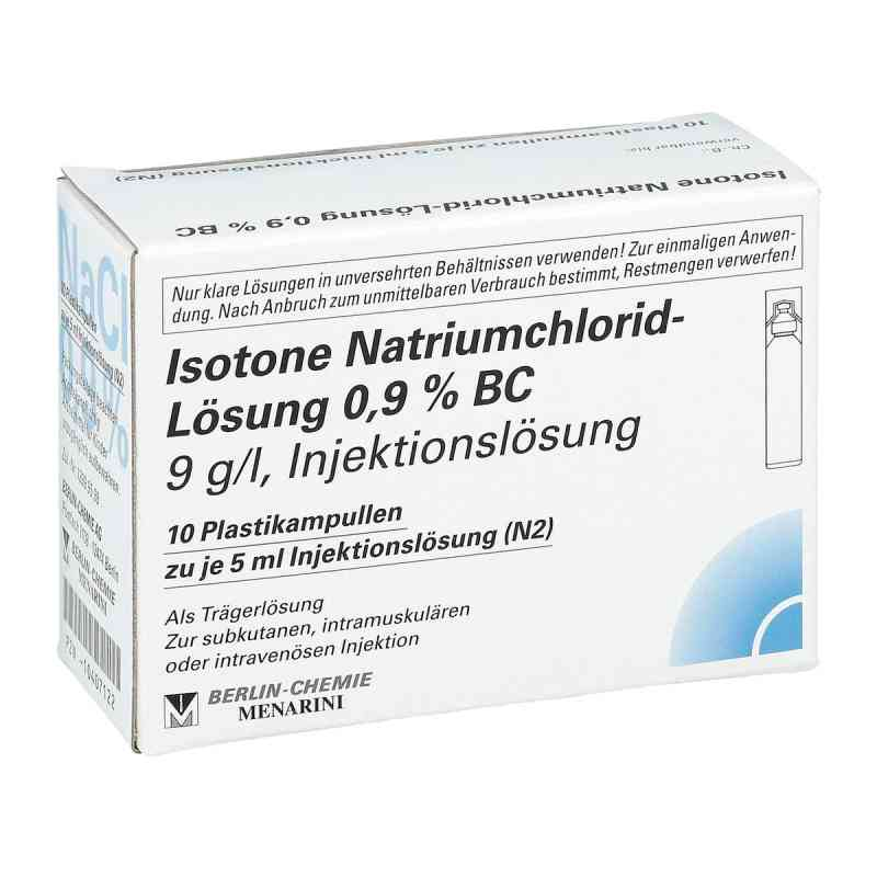 Isotone Nacl Lösung 0.9% Bc Plastik amp.inj.-lsg. zamów na apo-discounter.pl