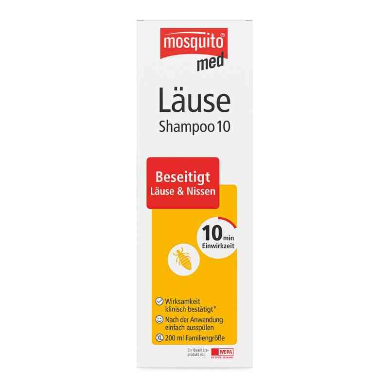 Mosquito med Läuse Shampoo 10 Szampon na wszy  zamów na apo-discounter.pl