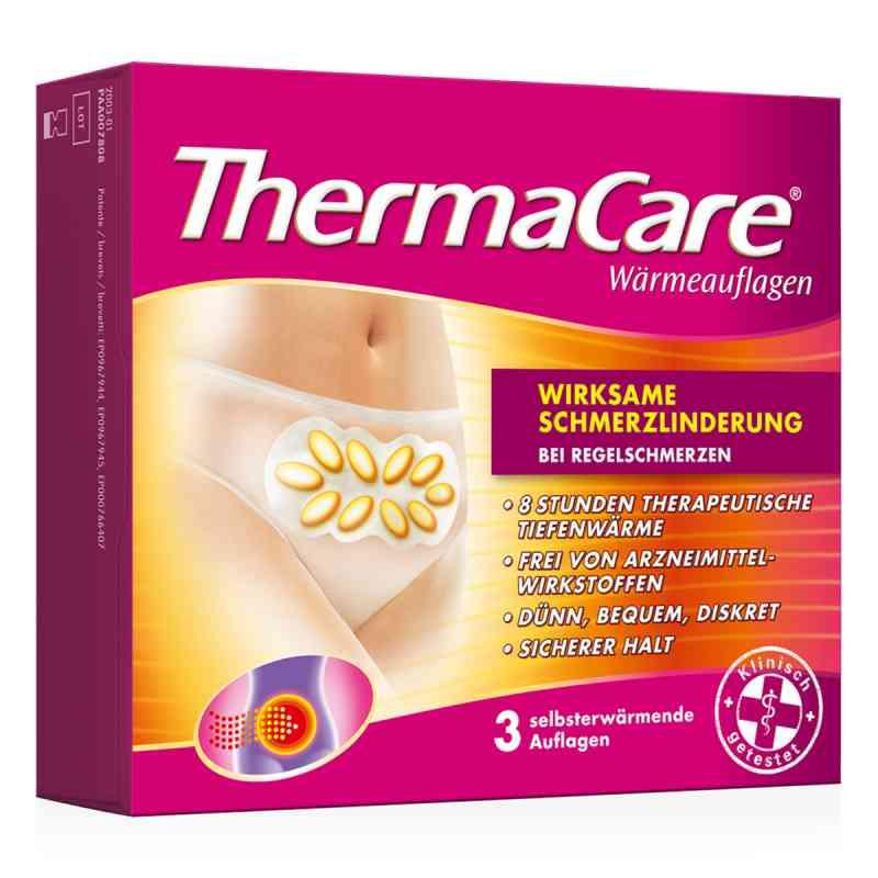 Thermacare plaster rozgrzewający na ból menstruacyjny  zamów na apo-discounter.pl