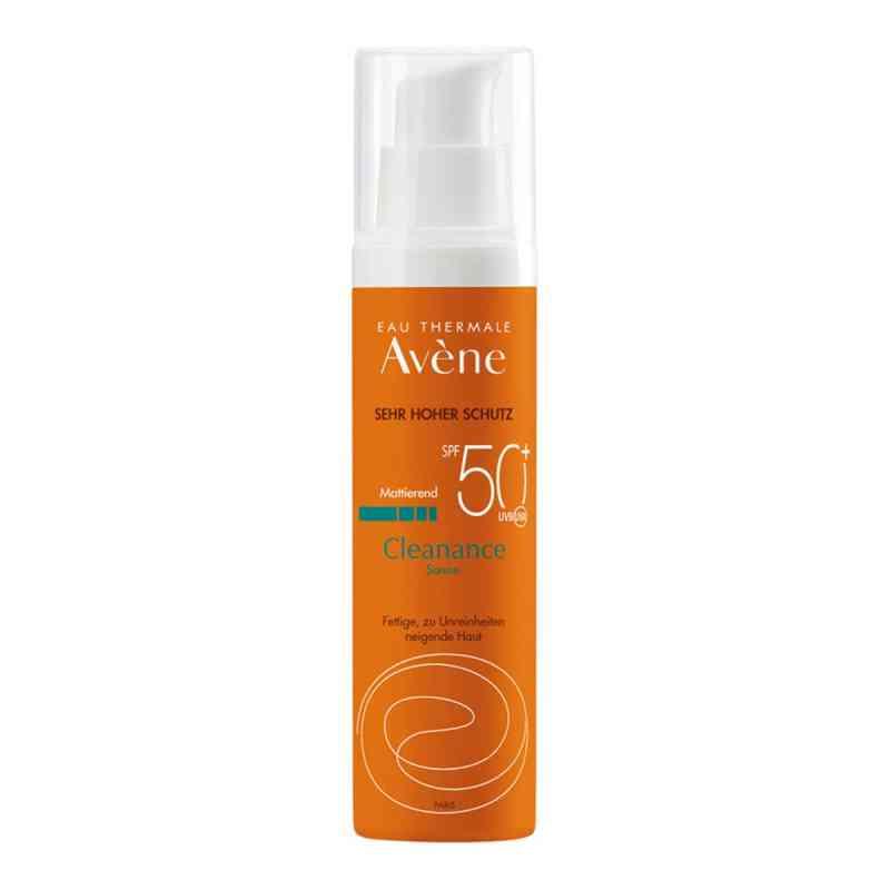 Avene Cleanance Sonne Spf 50+ Emulsion zamów na apo-discounter.pl