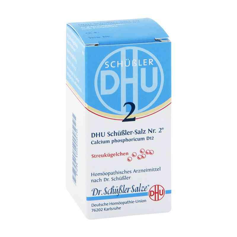 Biochemie Dhu 2 Calcium phosphorus D  12 Globuli zamów na apo-discounter.pl