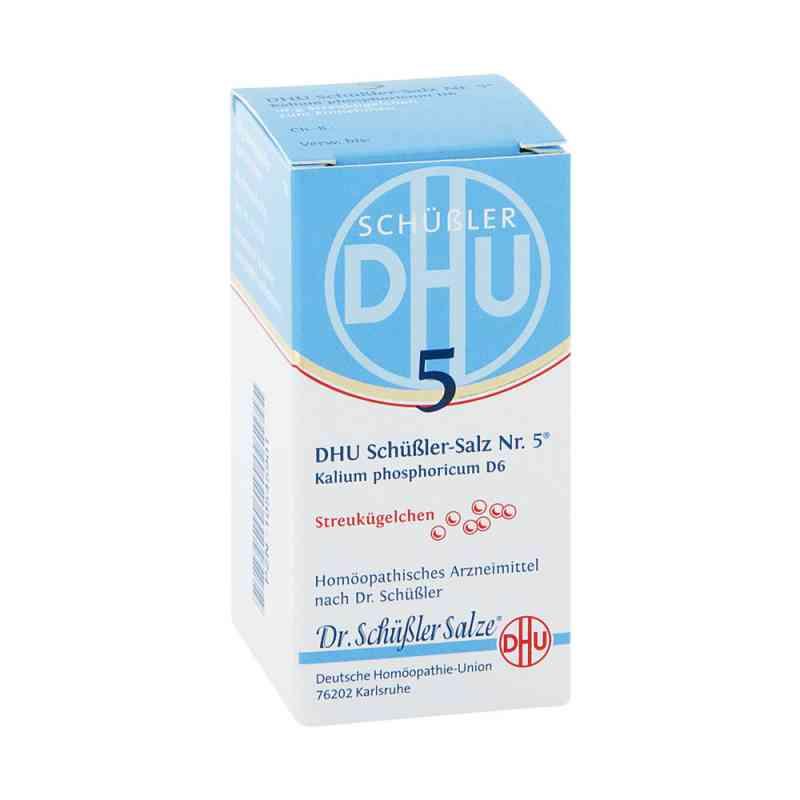 Biochemie Dhu 5 Kalium phosphorus D  6 Globuli  zamów na apo-discounter.pl