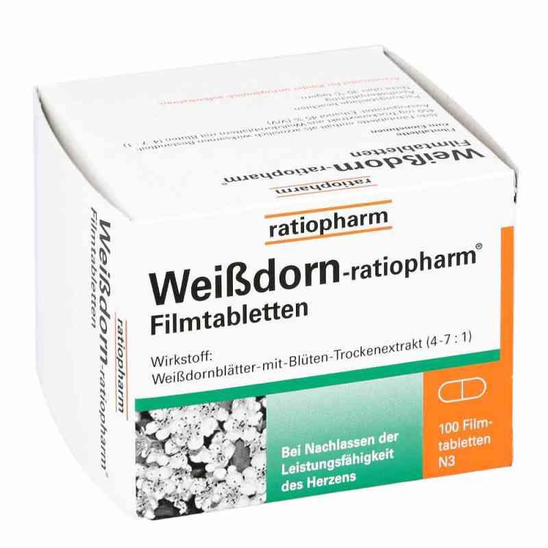 Weissdorn Ratiopharm Filmtabletten zamów na apo-discounter.pl